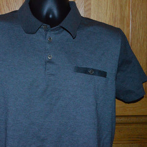BOSS Hugo Boss Polo Shirt Mercerised Cotton XL